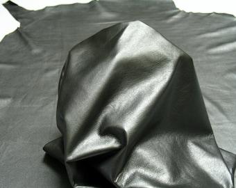 ITALIAN Lambskin Leather Hide for Garment Handbag Genuine Lamb Skin Distress Vintage Antiques, Brown, 10 Sq. Ft. = Approx Surf 24″ W X 36″ L