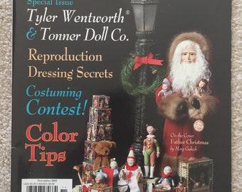 Doll Costuming magazine; November 2003 issue