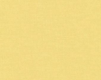 Kona Cotton Solid - Banana - 1 YARD - Robert Kaufman Fabrics K001-1481