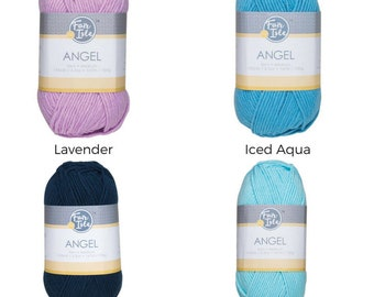 Fair Isle Angel Yarn FREE SHIPPING