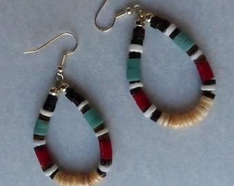 Rosa's Southwest Design Earrings