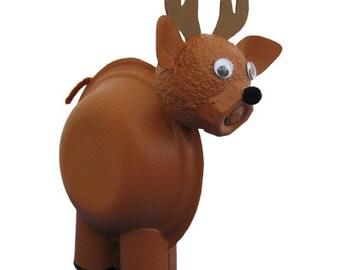 Reindeer Craft tutorial
