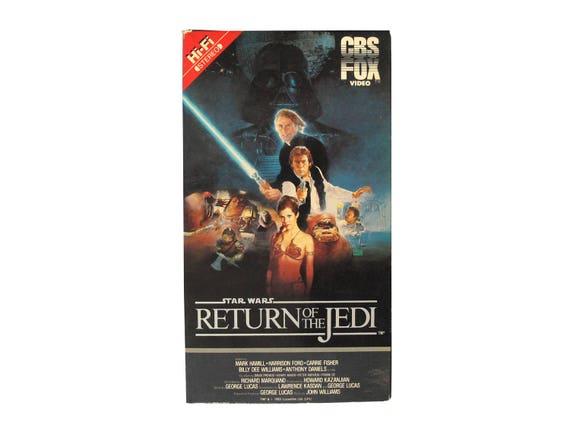 Star Wars Return of the Jedi Beta Tape