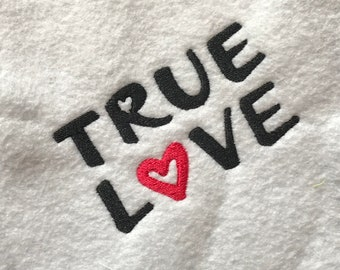 True Love DOWNLOAD DIGITAL Design 4x4