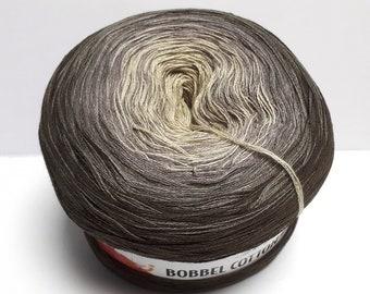 Gradient yarn beebles Cotton (8,48EUR/100g) woolly hugs color 21
