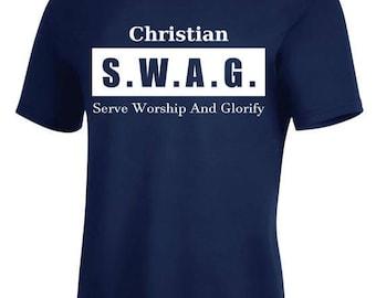 Christian SWAG T-Shirt for Men and Women of Faith