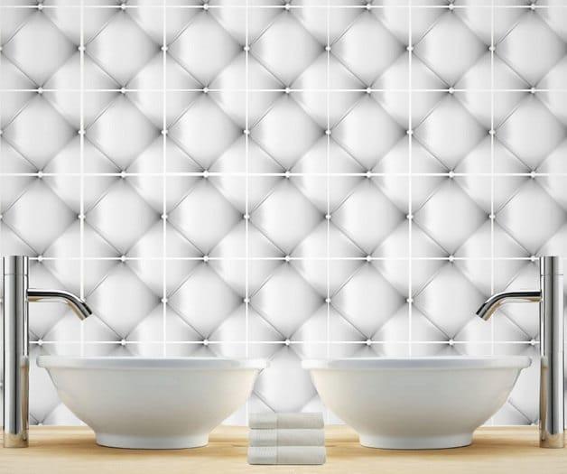 Cucina alzatina capitone adesivi per piastrelle stickers for Stickers per piastrelle cucina