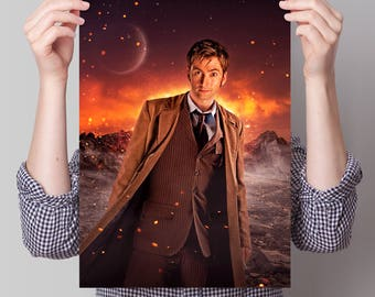 Doctor Who - The Tenth Doctor Sunset