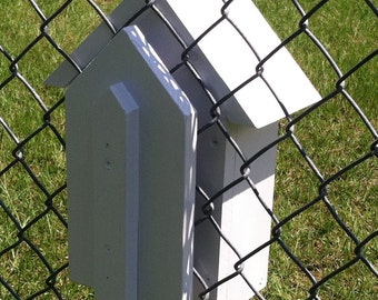 Shrine Chain Link Fence Mount