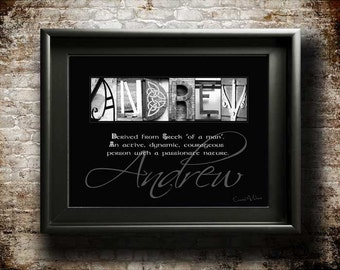 Name meaning etsy any name meaning digital what does my name mean personalized art gift with meaning negle Gallery