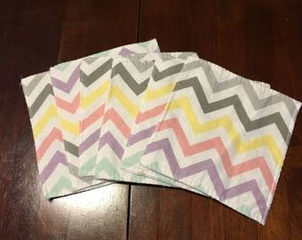 Twinklecloths Set of 6 Baby Wash Cloths