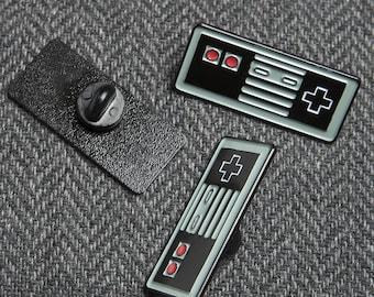 Classic Nintendo NES Enamel Pin