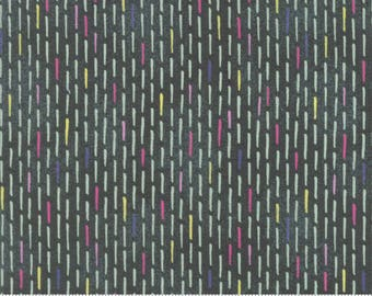 Sale Saturday Morning cototn fabric by Basic grey for Moda fabric 30447 20