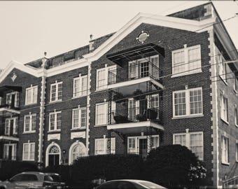 Poster, Many Sizes Available; 61 16Th Street Apartment Building, Atlanta, Ga