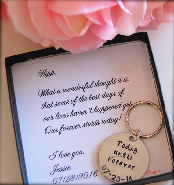 Wedding Day Groom Gift: Groom Gift From Bride Bride To GROOM Gift On Wedding Day