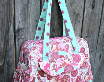 Aragon Bag pdf sewing pattern