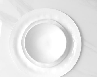 Special Order Only - Textured Dinnerware