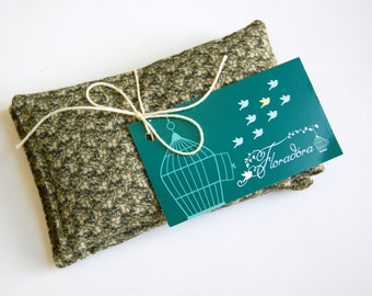 Clover Organic Lavender Sachets - fragrance drawer sachets - organic aromatherapy non toxic spring cleaning - French lavender teacher gifts