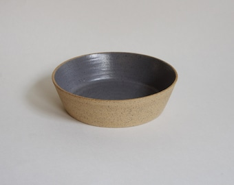 Simple tapered bowl (shallow)