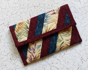 Quilted Coin Purse (CP161)