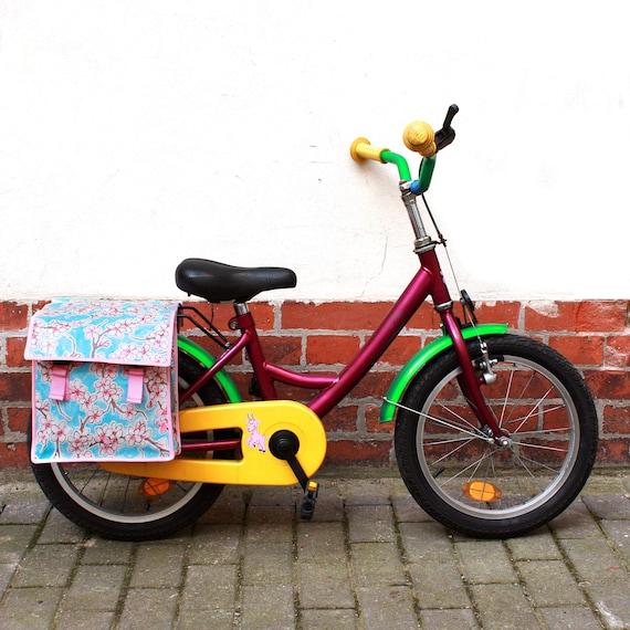 kleine kinderfahrradtasche f r gep cktr ger packtasche bike. Black Bedroom Furniture Sets. Home Design Ideas