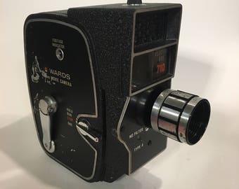 Wards Electric Eye 710 8mm camera