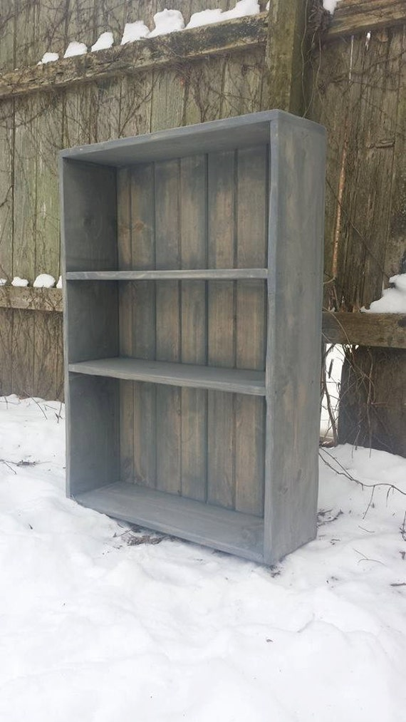 weathered maguire finish nxjid grey index bookcases kellar in corporate bookcase lite usource product bookshelf perks unmlt