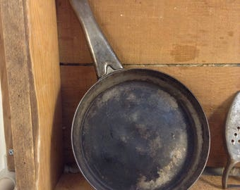 Vintage Decorative Frying Pan