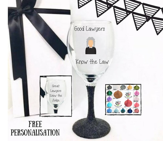 Birthday Gift For Lawyer Graduation Law Student