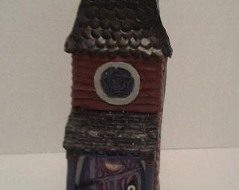 Victorian fairy house