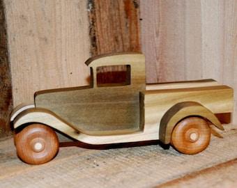 Model A Pickup Truck