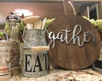 Popular Rustic Kitchen Decor Plans Free