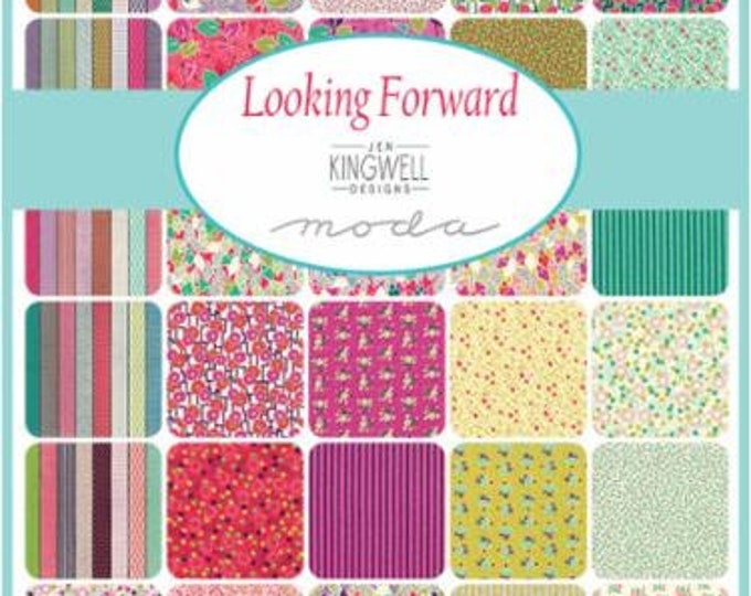 Looking Forward by Jen Kingwell - Jelly Roll