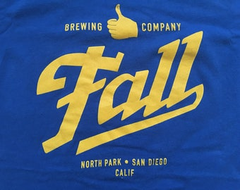 Fall brewing shirt-craft beer-micro brewery