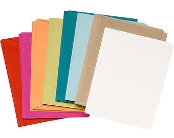Elegant Pointed Euro Flap Envelopes (Pack of 25)