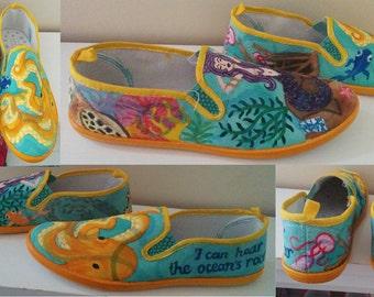 Ocean Shoes- Men's