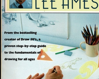 Drawing With Lee Ames - 1990 - By Lee J. Ames