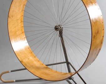 The cats wheel // the standing wheel for cats by HolinDesign