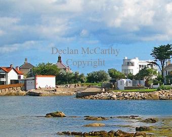 Sandycove Harbour, Co. Dublin 016-24x12