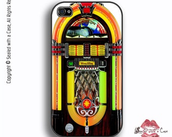 Vintage Jukebox - iPhone 4/4S 5/5S/5C/6/6+ and now iPhone 7 cases!! And Samsung Galaxy S3/S4/S5/S6/S7