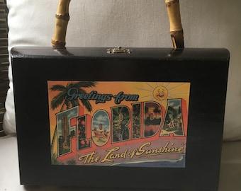 Cigar Box Purse Florida