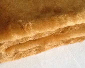 Faux FUR Fabric  1/2 yard