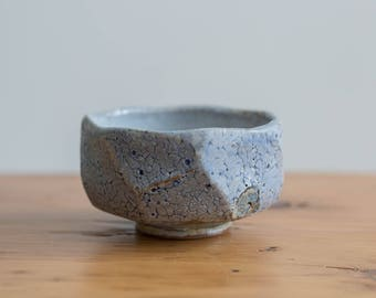 Faceted Chawan