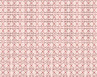 ON SALE Riley Blake Designs Just Sayin' by My Mind's Eye Diamond Pink