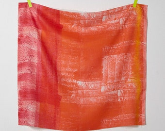 Nani iro -Linen- RIPPLE A fabric- 50cm