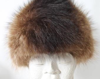 Fur Hat / Fur Toque/Russian Fur Hat
