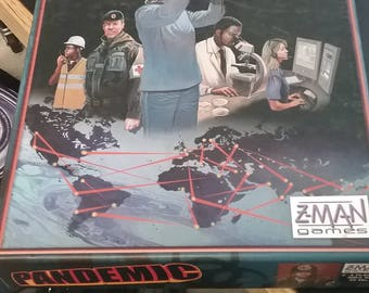 Pandemic 1st Edition Board Game