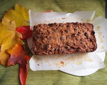 Fruit Loaf Cake Vegan Dairy-free