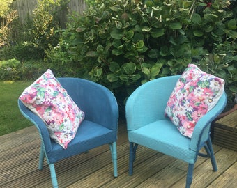 Childrens Wicker Chairs//Home Sweet Home//Gifts for Children//Furniture//The Little House of Vintage