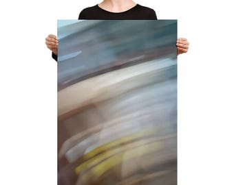 Art on Canvas - 24x36 - Fast Life